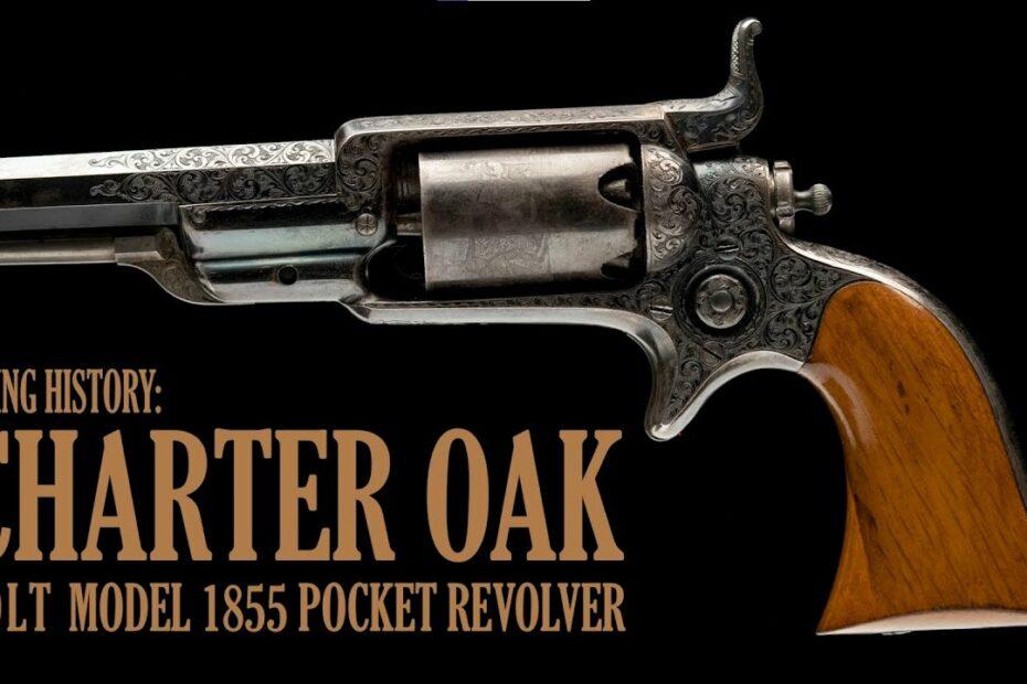 Living History: Charter Oak Colt Model 1855