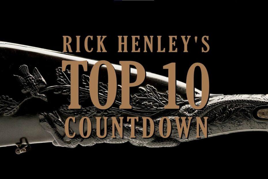 Rick's Top 10 of the September Premier (2021)