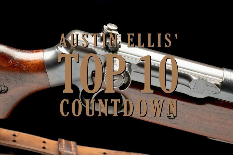 Austin's Top 10 of the September Premier (2021)