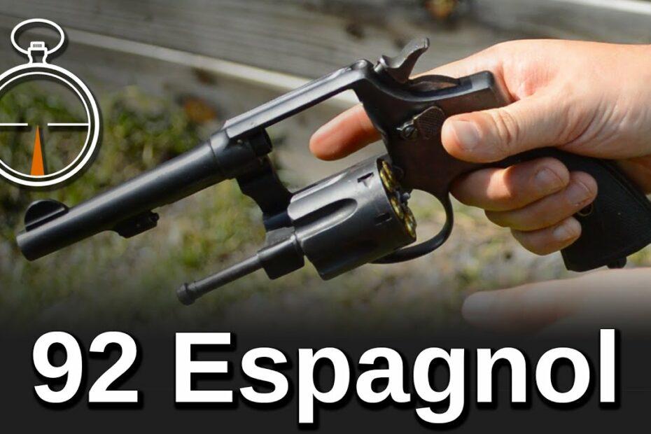 Minute of Mae: Revolver 92 Espagnol