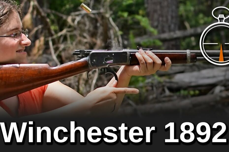 Minute of Mae: Winchester 1892