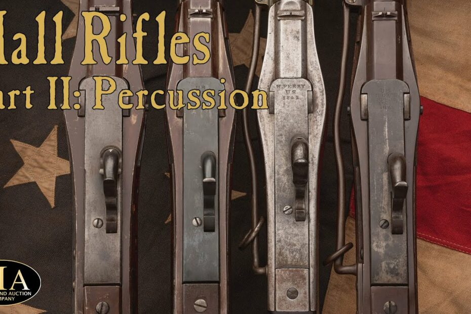 The Evolution of the Hall Rifle, Part 2: Percussion