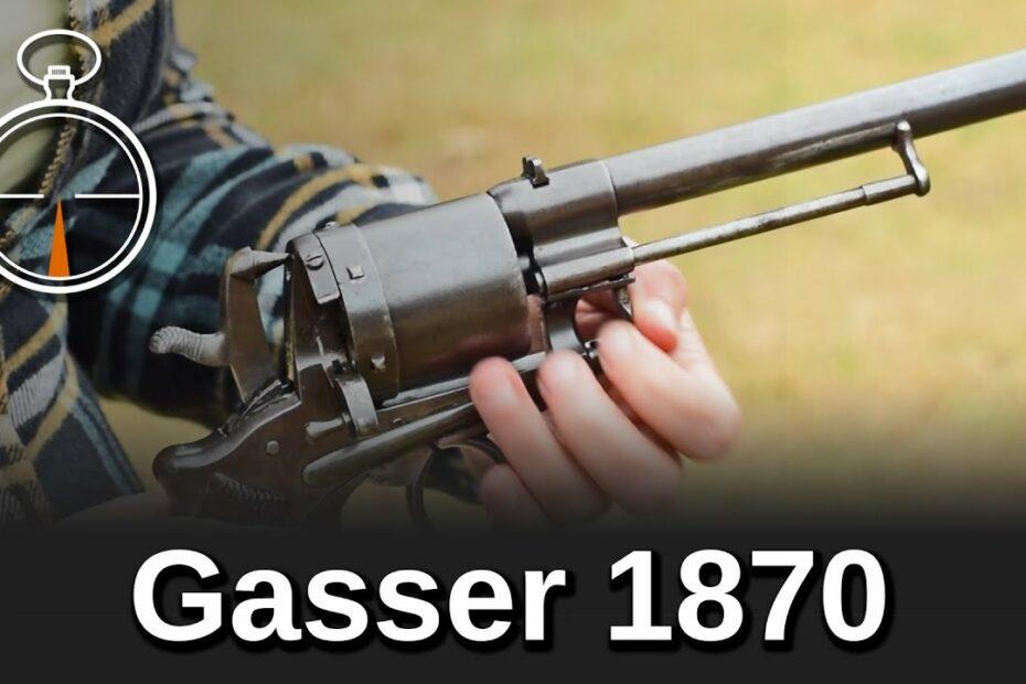 Minute of Mae: Gasser 1870