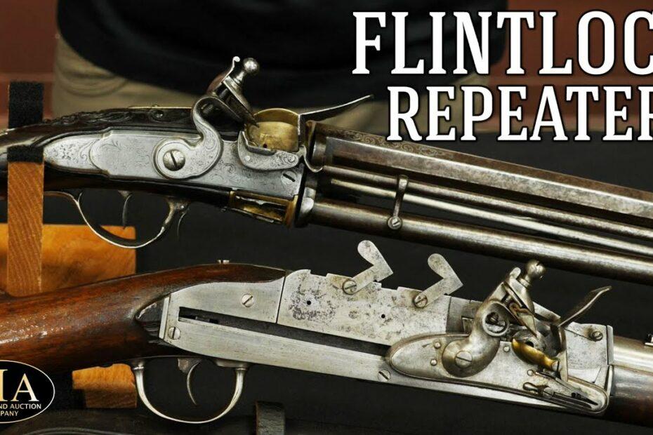 Repeating Flintlock Rifles?!?