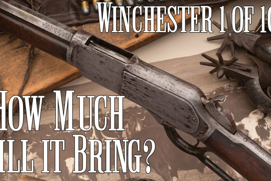 What is a Winchester 1 of 100 Worth?
