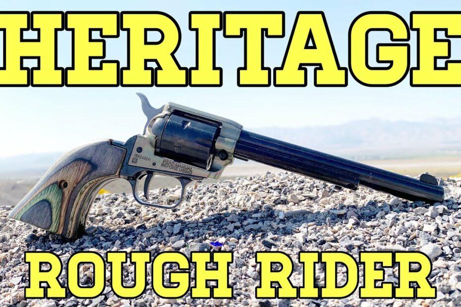 Heritage Rough Rider