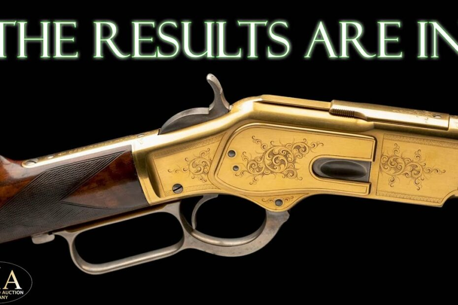 The Second Largest Firearms Auction EVER!