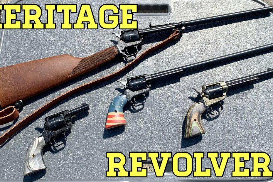 Heritage Revolvers