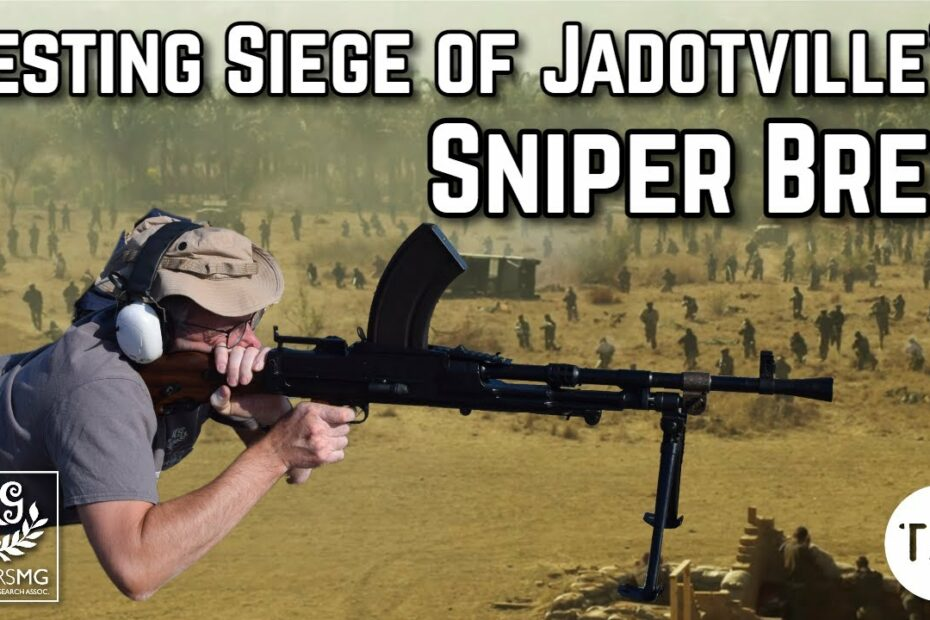Siege of Jadotville & The Sniper Bren – Is The Bren More Accurate than a Sniper Rifle?