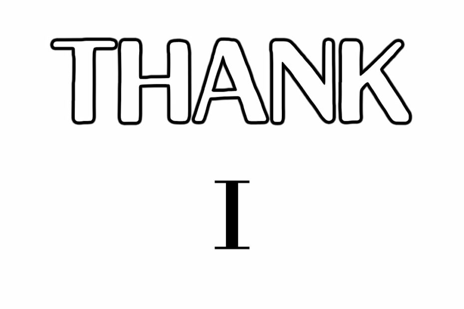 T-shirts 2021 – Thank 1