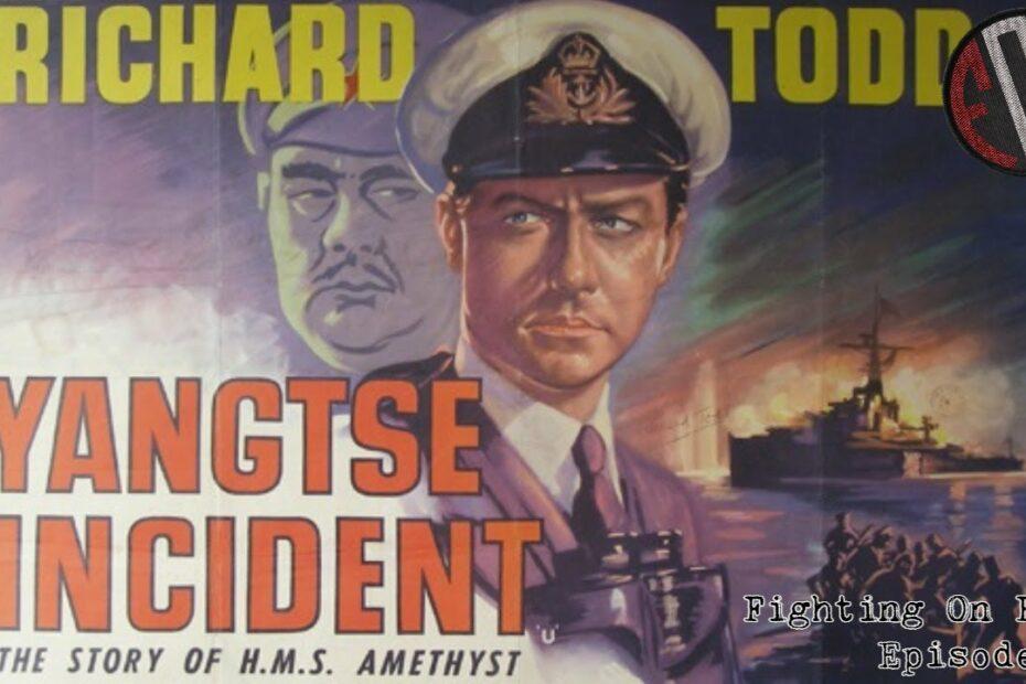 Fighting On Film: Yangtse Incident (1957)