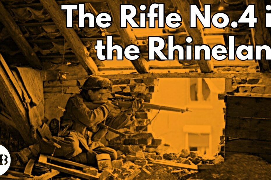 The No.4 Rifle in the Rhineland