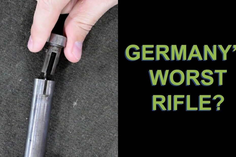 Clips: Two major faults of the Gewehr 1888